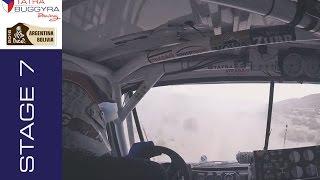 Dakar - Dakar2016 Stage7 Tatra Buggyra Racing