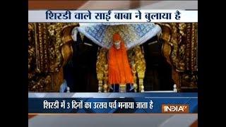 Lakhs of devotees visit Shirdi Sai temple on the occasion of Guru Purnima