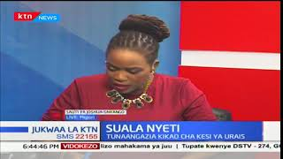 Jukwaa la Ktn full bulletin 2017/11/13-Suala Nyeti(sehemu ya tatu)