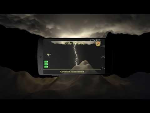 Video of Lightning Locator