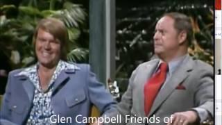 Glen Campbell Don Rickles HYSTERICS (Delight, Arkansas)