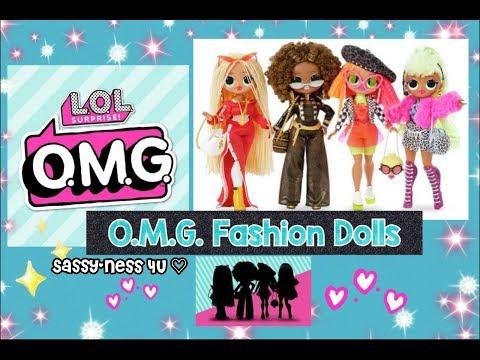Download Nieuw Omg Lol Surprise Fashion Doll Video 3GP Mp4 FLV HD