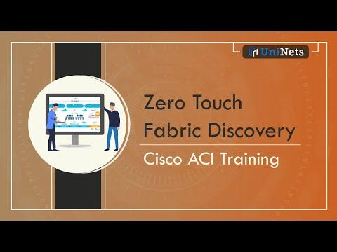 Zero Touch Fabric Discovery - Cisco ACI Training - YouTube