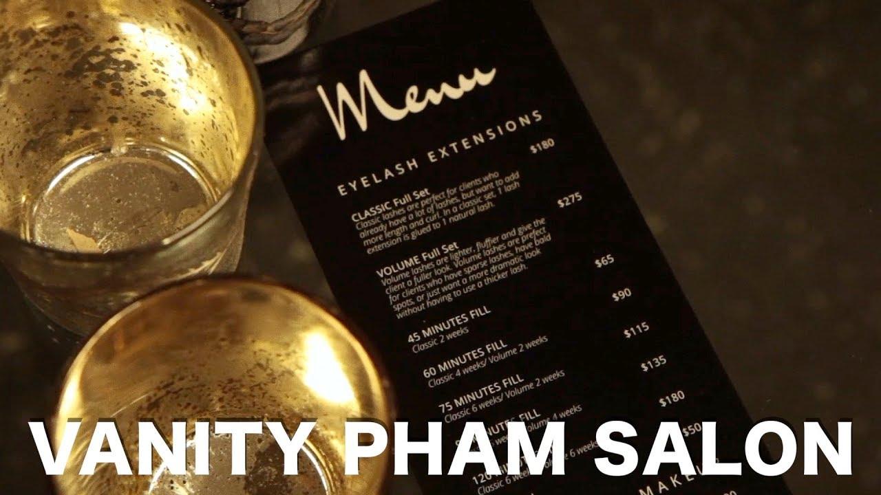Vanity Pham Salon
