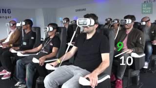 On a testé un parc d'attractions en réalité virtuelle