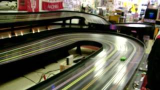 Fantasy Raceways , Vintage Slot car and video and pinball arcade Greece NY Part 1 of 3  coinopny.com