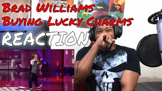 Brad Williams   Buying Lucky Charms REACTION | DaVinci REACTS