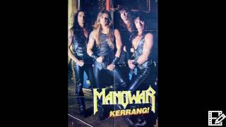 Manowar - The Glory of Achilles / Black Wind, Fire and Steel / Speech live in Italy 1992