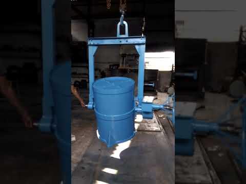 Geared Tilting Ladle