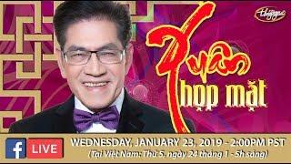 Livestream với Nhà Văn Nguyễn Ngọc Ngạn - Jan 23, 2019