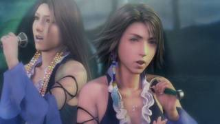 Final Fantasy X-2 - Yuna & Lenne HD - 1000 WORDS