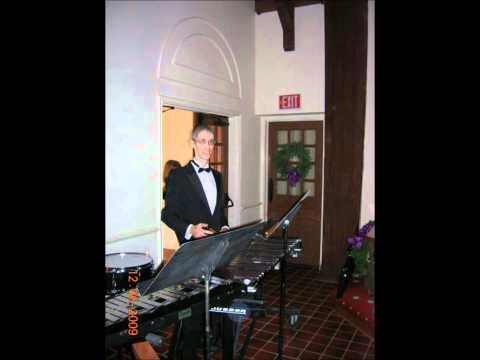 Creston's Concertino for Marimba  Mvt. 1