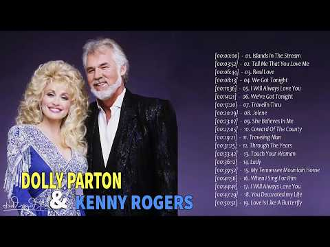 Kenny Rogers Dolly Parton : Greatest Hits 2020 ♪ღ♫ Kenny Rogers Dolly Parton Songs Playlist