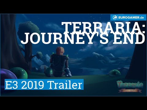 Terraria: Journey's End - E3 2019 Trailer