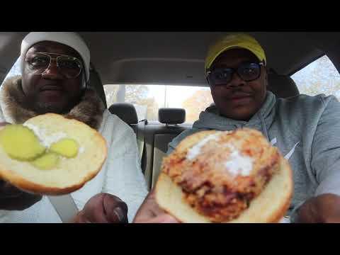 Church's Chicken New Chicken Sandwich | MAM Eating Show