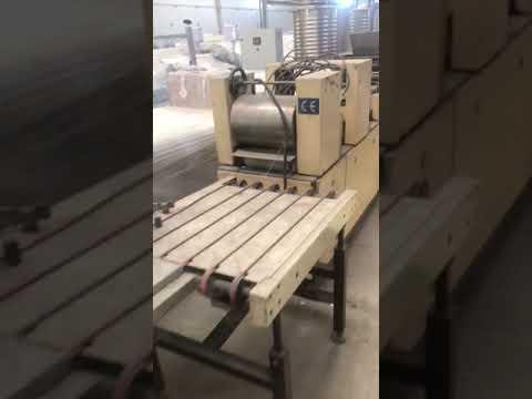 Rapido waffer prodution line P50826120