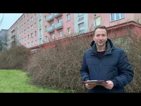 Video z << Prodej bytu 2+1, 52 m2, Plzeň >>