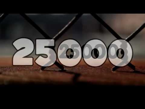 Поздравление MrSellch с 25000 подписчиков
