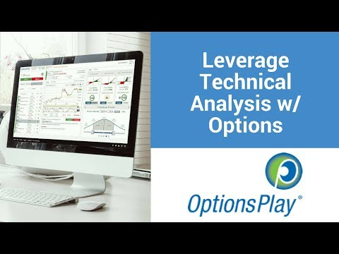 How to Leverage Technical Analysis w/ Options Trading
