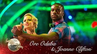 Ore Oduba & Joanne Clifton Tango To 'Geronimo' - Strictly Come Dancing 2016