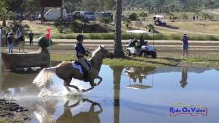 259XC James Alliston on Pandora CCI4* Short Cross Country Galway Downs March 2019