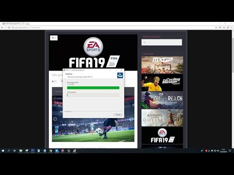 How to download  FIFA 19 on PC [Torrent Link(2019)]