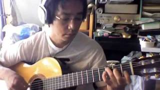 Let It Be (Fingerstyle Guitar)