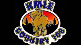 KMLE Country 108 Phoenix - Dave Pratt / Stacey Brooks - 2007