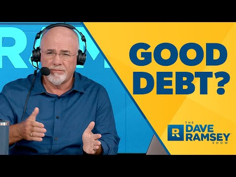 , title : 'Is There Such a Thing as Good Debt?
