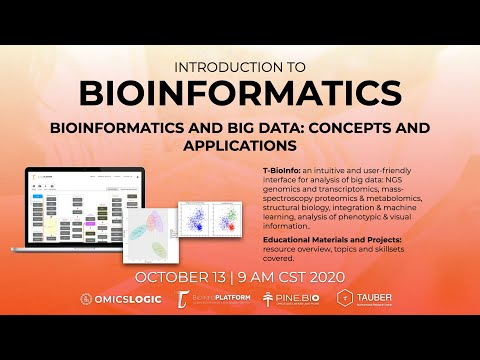 Session 1 - Introduction to Bioinformatics