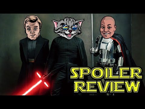 Star Wars: The Last Jedi - Movie Mania Podcast 81