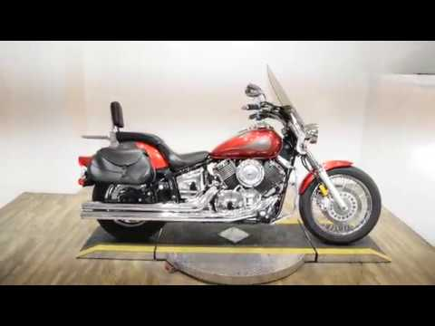 2006 Yamaha V Star® 1100 Custom in Wauconda, Illinois - Video 1