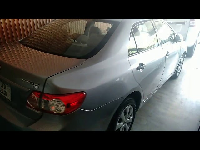 Toyota Corolla GLi 1.3 VVTi 2011 for Sale in Bahawalpur