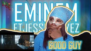 Eminem - Good Guy ft. Jessie Reyez | UK Reaction