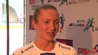 Дарья Домрачева рассказала про дочь Ксению