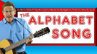 The Alphabet Song | Phonics Song For Kids | Kindergarten Alphabet Song | Jack Hartmann