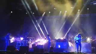 SICK SAD LITTLE WORLD - INCUBUS (LIMA PERU 05 12 2013) Last song & goodbye