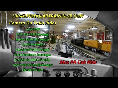 Download Model Railway Layout With Cab Ride Of Beautiful Swiss
