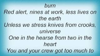 Swollen Members - Burns And Scars Lyrics