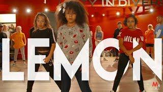 "N.E.R.D Feat. Rihanna - ""Lemon"" | Phil Wright Choreography | Ig : @phil_wright_"