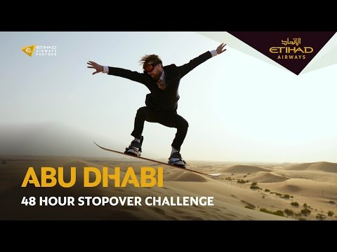 Etihad Airways Commercial (2017) (Television Commercial)