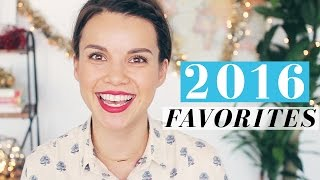 2016 Favorites! Beauty, Fashion + More | Ingrid Nilsen