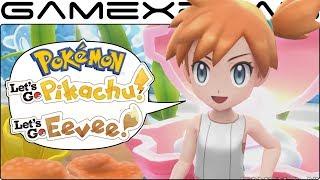 Pokémon Let's Go Pikachu & Eevee DISCUSSION - Exploring Kanto Trailer w/ Serebi (Misty & World Map!)