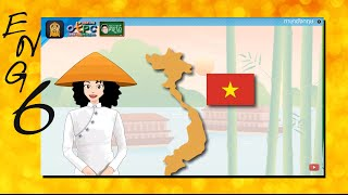 สื่อการเรียนการสอน Let's go to Vietnam ป.6 ภาษาอังกฤษ