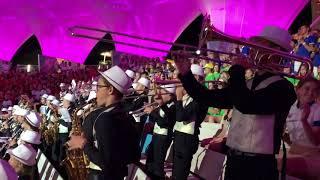 Баттл детских духовых оркестров на Артек Арене