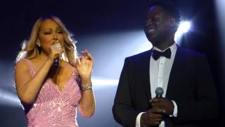 Mariah Carey  Trey Lorenz - I'll Be There - Live At The SSE Hydro, Glasgow - Tues 15th March 2016