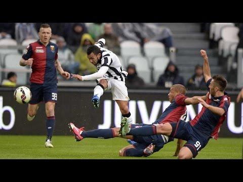 Juventus-Genoa 1-0  22/03/2015