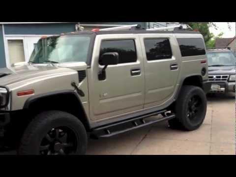 Using Plasti dip on Hummer H2 wheels