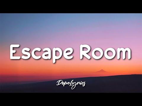 Hunned Kay - Escape Room (Lyrics) 🎵