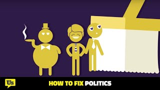 How to Fix America's Corrupt Political System